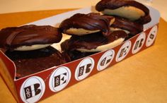 Berger's Cookies, Baltimore's best kept secret.  A chocolate overload but well worth the journey.
