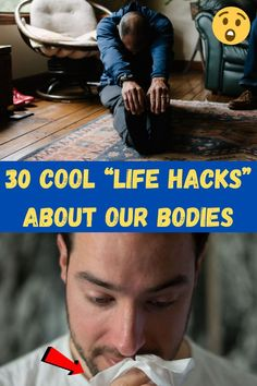 Let's face it, we virtually know nothing about our bodies. I mean, we breathe, and sleep, and eat, and put it on repeat. But apparently, there's some everyday magic we can do with our physique that we didn't have a clue existed. Pull your seat closer.