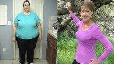 Elle a perdu 102 kilos à l'âge de 63 ans en suivant ces 7 étapes Indispensables…