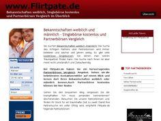 flirtpate.de Webscanpro.net - Free Website SEO Check
