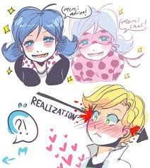 Resultado de imagen para miraculous ladybug tumblr we heart it