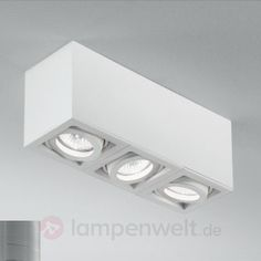 LIGHT BOX 3 Deckenstrahler 3023040X