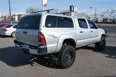 Silver Streak Mica  2006 Toyota Tacoma  SR5 TRD OFF-ROAD 4x4 Truck-  Dealer:Salt Lake City - United States