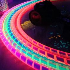 Uv polypro hoops from M Newman designs