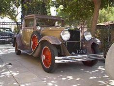 1929 Nash Coupe