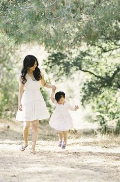 Wedding PR, Wedding Public Relations, WEdding Marketing Expert, Caroline Tran, creek family session, outdoor family session ideas, wooded area family session ideas, siblings, sisters, pink rain boots