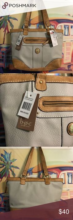 B O C NWT. Including power bank charger. Missing small phone cord. Can be replaced. Retail $88. boc Bags Shoulder Bags