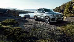 MB GLE SUV CAMPAIGN on Behance