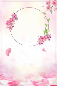 Screen Wallpaper, Iphone Wallpaper, Wallpaper Backgrounds, Floral Drawing, Watercolor Flowers, Flower Frame, Flower Art, Framed Quotes, Cute Wallpapers