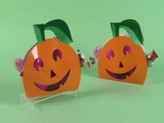 BOLSAS PARA DULCES para Halloween   Utilisima.com