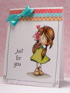 CAS Card by lisajtmo - Cards and Paper Crafts at Splitcoaststampers