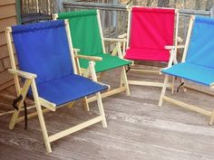 Blue Ridge Chair Works - Heritage Outdoor Furniture