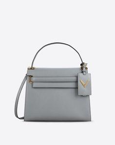 Valentino Garavani My Rockstud Single Handle Bag, Handbags for Women - Valentino Online Boutique