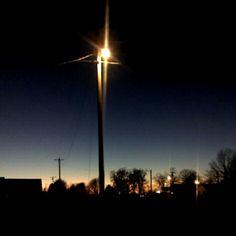 Nightfall Light Up