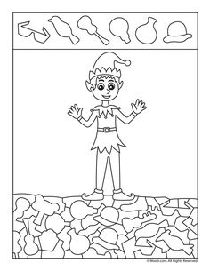 Colouring Pages, Adult Coloring Pages, Coloring Books, Hidden Pictures Printables, School Folders, Hidden Objects, Art Education, Education English, Math Games