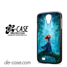 Brave Merida DEAL-2075 Samsung Phonecase Cover For Samsung Galaxy S4 / S4 Mini