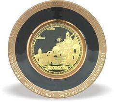 Golden Plates of Jerusalem from jerusalempearls.com