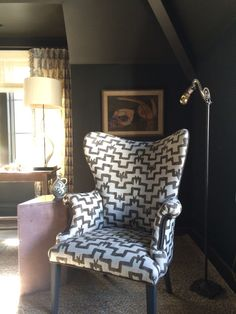 Cloth & Kind | The Atlanta Homes & Lifestyles Home for the Holidays | The English Room