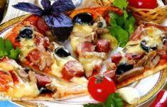 Пицца «Уно моменто»