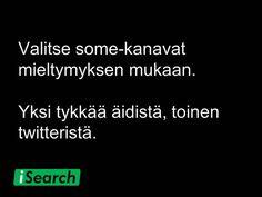 #työnhaku #brändäys #some #sosiaalinenmedia