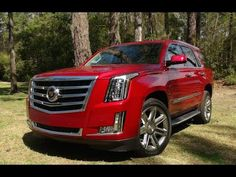 2015 Cadillac Escalade 0-60 MPH First Drive Review: Rebooting American L...