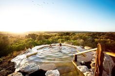 Peninsula Hot Springs, Australia