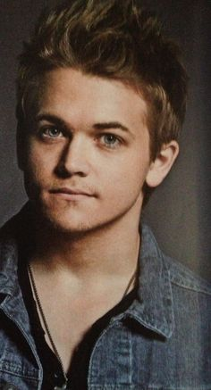 Hunter Hayes, I get to see him tonight!!!! I'm so excited!!!