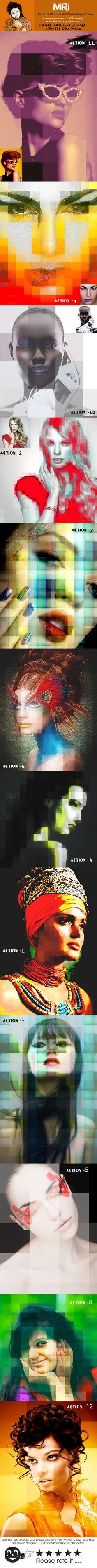 Paixgel art — Photoshop ATN #premium effects #photos • Available here → https://graphicriver.net/item/paixgel-art/7851741?ref=pxcr