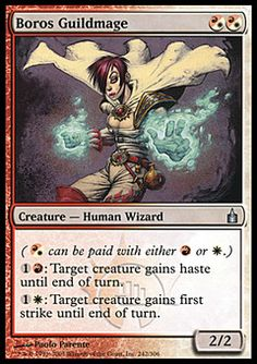 Boros Guildmage ($.24) Price History from major stores - Ravnica - MTGPrice.com Values for Ebay, Amazon and hobby stores!