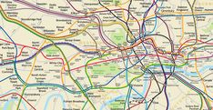 TfL has (secretly) made a geographically accurate tube map. For more travel news download our FREE All-In-One Travel App from Google play at https://play.google.com/store/apps/details?id=com.app.app35c445408b16&hl=en