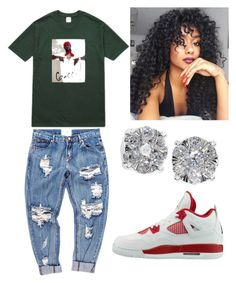 """""""Do I trap today ?"""" by brejeasmith on Polyvore featuring Gucci, OneTeaspoon and Effy Jewelry"""
