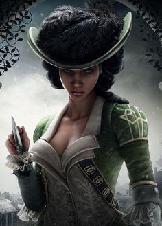 "Assassin's Creed Aveline | Официальный трейлер ""Thor: The Dark World"""