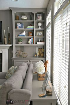 How to style bookshelves - 10 tips compiled from design experts.