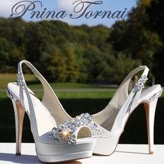 scarpe da sposa Pnina Tornai