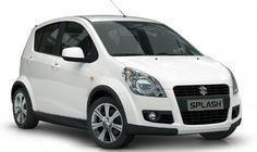 Car Specifications: Suzuki Splash, 1200cc, manual, 5 seats, 5 doors.  Extra: A/C, radio, CD player