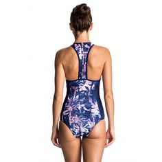 Womens Keep It Roxy Fashion One Piece Swimsuit