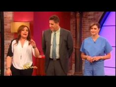 Rachael Ray Fights Fat with Strawberry Laser Lipo - YouTube