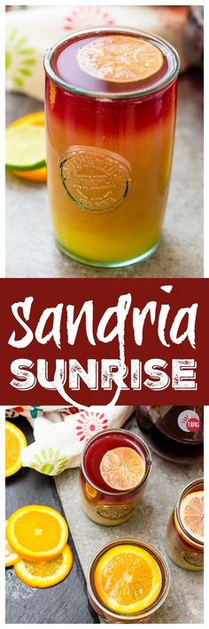Skip the mimosa and celebrate with a Sangria Sunrise!   Take Two Tapas