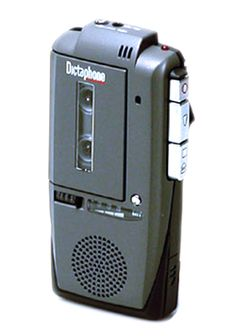 Dictaphone MICRO cassette portable recorder- Best replacement for the Sony Cassette Tape, Dream Garden, Middle, Deck, Night, Front Porch, Decks