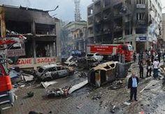 12-May-2013 12:38 - TURKIJE ARRESTEERT VERDACHTEN NA BLOEDIGE BOMAANSLAGEN. Negen Turken zijn gearresteerd in verband met de bloedige bomaanslagen zaterdag in de Turkse stad Reyhanli, vlakbij de…...