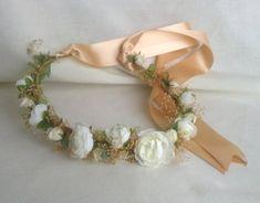 Ranunculus floral wreath