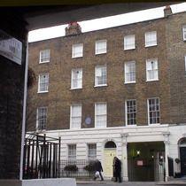 Sir Francs Beaufort, Admiral, 52 Manchester Street, London
