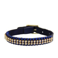 Pulseira luxury blue