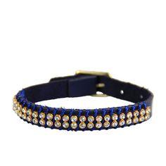 Pulseira luxury blue