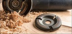 TurboPlane™ Wood-Shaping Disc - Woodworking