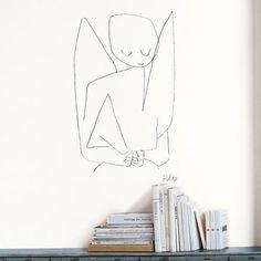 Wandbild Ange Oublieux, 37€, jetzt auf Fab.