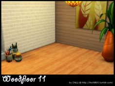 Sims 4 CC's - The Best: Wood Floors by ChiLLis Sims