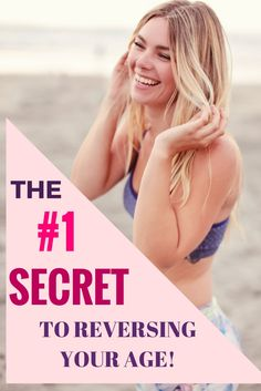 REVERSE AGING WITH THIS #1 YOGA SECRET! So easy!