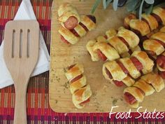 Λουκανικοπιτακια με 3 υλικα - Food States Pastry Cake, Easter Recipes, Appetizers For Party, French Toast, Food And Drink, Breakfast, Ethnic Recipes, Blog, Diana