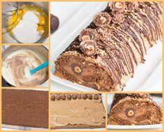 Benvenuti su Spettegolando.it Dopo avervi proposto la ricetta dei cupcakes ferrero rocher e della torta ferrero rocher, quest'oggi vi propongo una variante